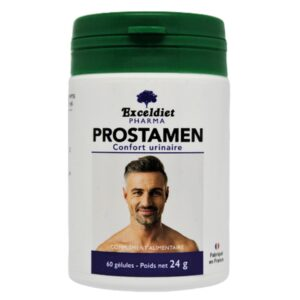 Complément alimentaire pour le confort de la prostate.