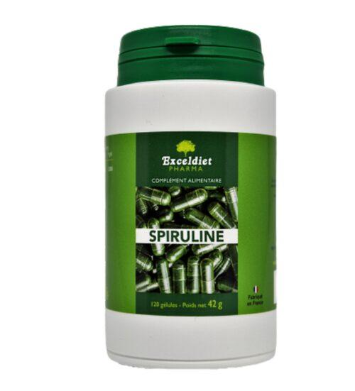 Spiruline fabriquée en France
