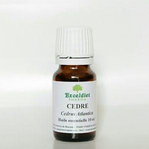 Huile essentielle de cèdre anti cellulite