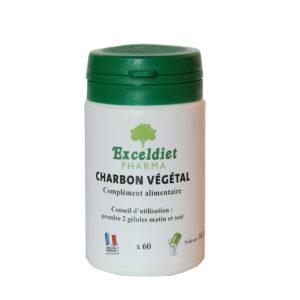 Charbon Végétal-Ballonnement et Bien- Etre Digestif | exceldiet