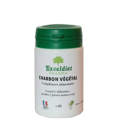 Charbon végétal- confort digestif