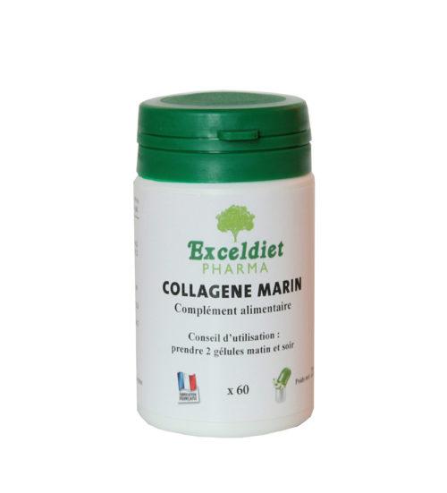 Collagène marin - Lutte contre les rides et préserve les articulations.