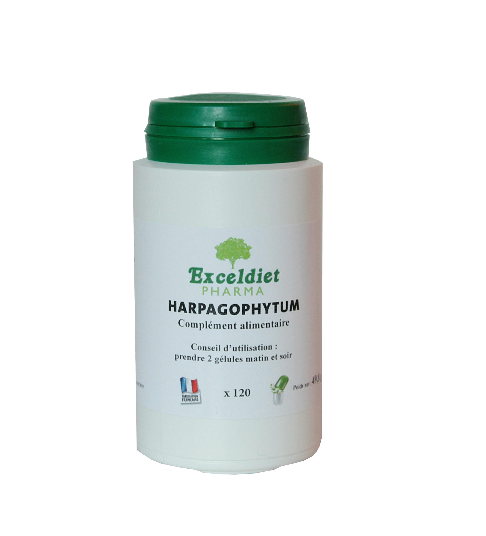 Harpagophytum - Contribue à la santé articulaire
