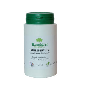 Millepertuis – Anti-stress Favorisant la Relaxation | exceldiet