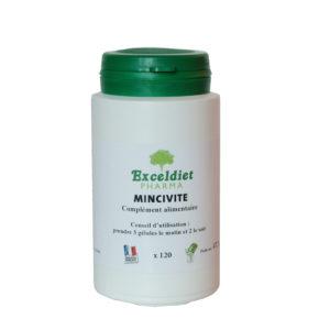 Mincir Véritablement et Durablement - Mincivite- Complexe Capteur de Graisses et Amincissant | exceldiet