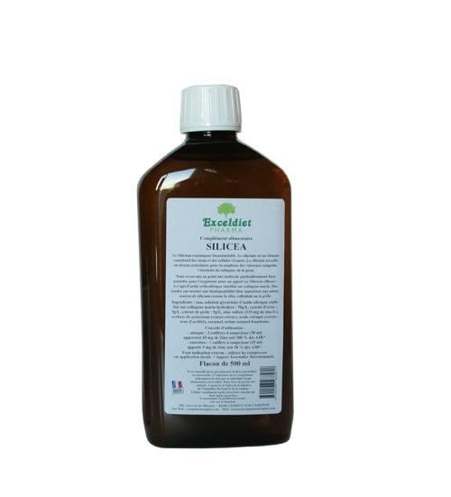 Silicium organique - élasticité de la peau