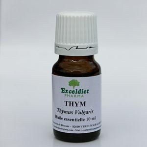 Huile essentielle de thym- Antivirale