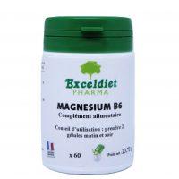 Magnésium b6, gélules anti fatigue.