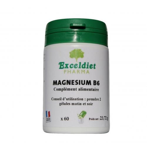 complément alimentaire magnesium b6 fatigue carence magnésium stress